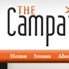 The Campaigner website